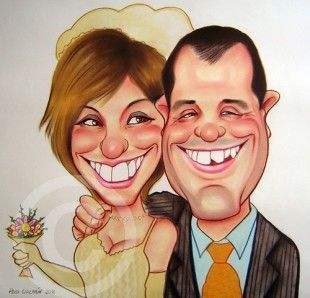 Caricaturas on line